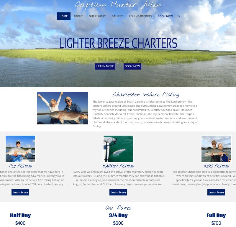 Lighter Breeze Charters