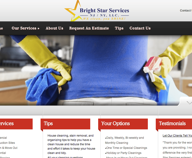 Bright Star Cleaning