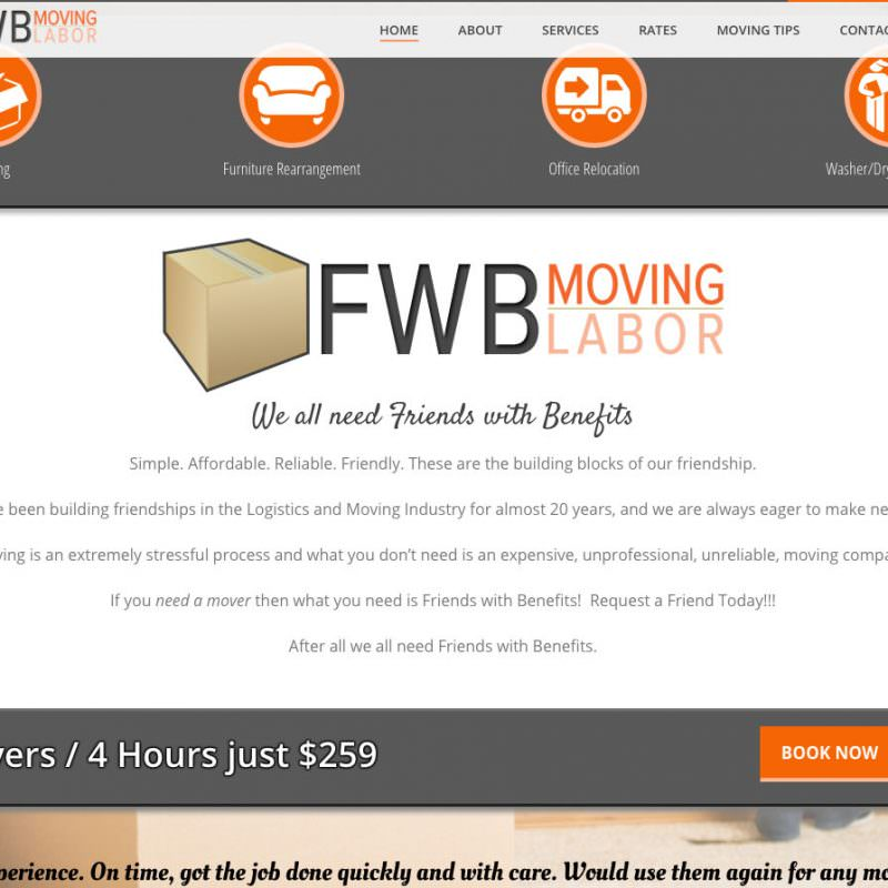 FWB Moving Labor